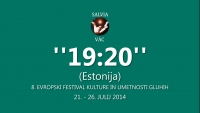 ''19:20'' - (ESTONIJA), SALVIA - (24.7.2014)
