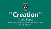 ''CREATION'' - (HONG KONG), SALVIA - (24.7.2014)