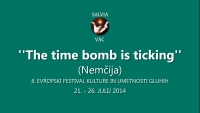 ''THE TIME BOMB IS TICKING'' - (NEMČIJA), SALVIA - (23.7.2014)